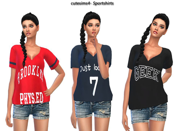 casual_Sporty_Outfit by sweetsims4