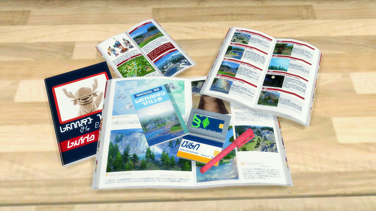 Guide Books for Granite Falls by Budgie2budgie
