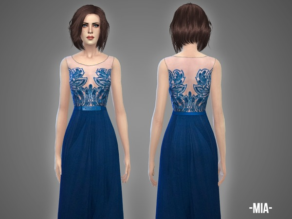 Mia - gown by -April-