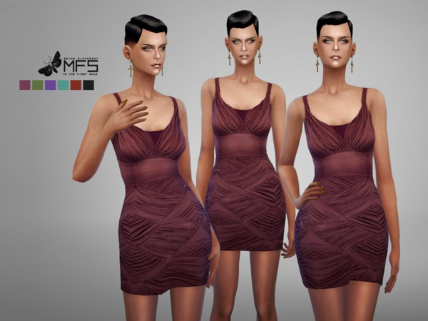 MFS Adaline Dress by MissFortune