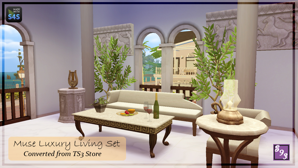 TS3 - Muse Luxury Living Conversion by Shenice93