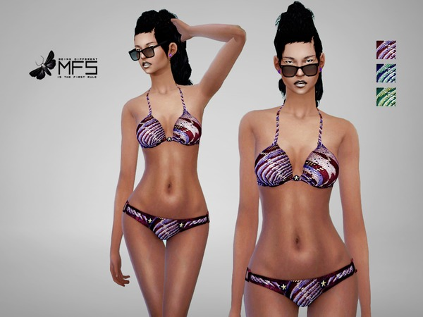 MFS Althea Bikini by MissFortune