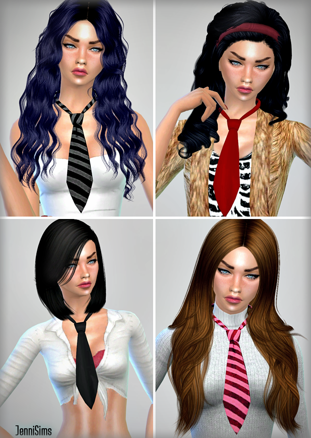 Accessory Tie Female by Jenni Sims