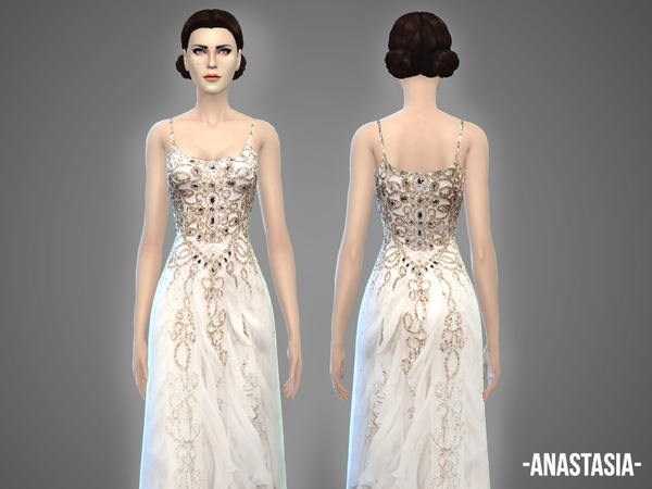 Anastasia - wedding gown by -April-