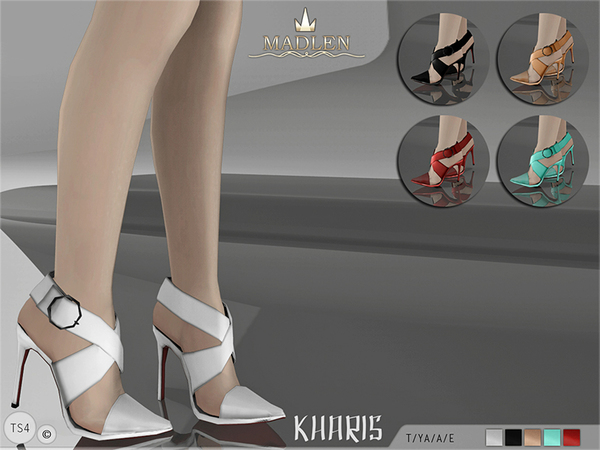 Madlen Kharis Shoes by MJ95