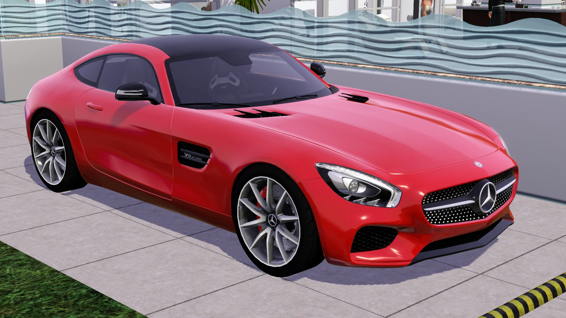2016 Mercedes-Benz AMG GT by Fresh Prince