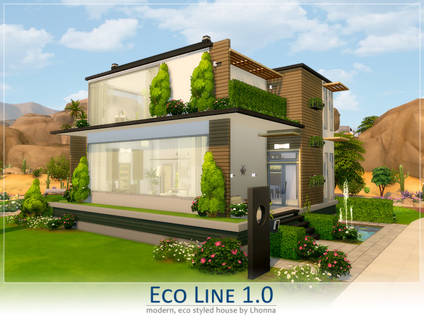 Eco Line 1.0 by Lhonna