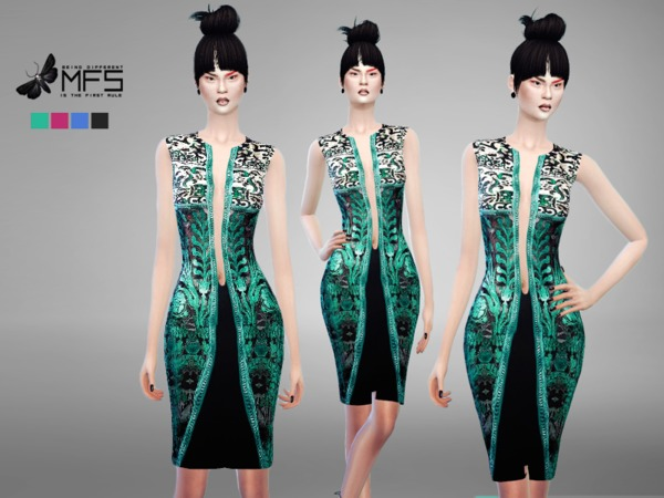 MFS Sumiko Dress by MissFortune