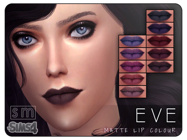 [ Eve ] - Matte Lipcolour by Screaming Mustard