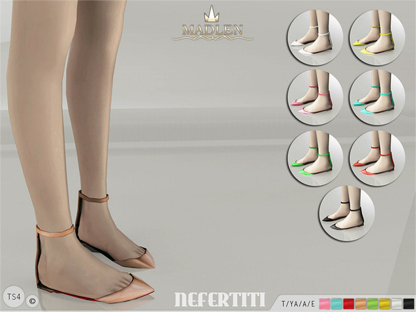 Madlen Nefertiti Flats by MJ95