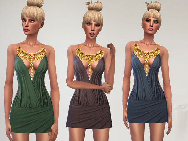 Mini Dresses Set by Puresim