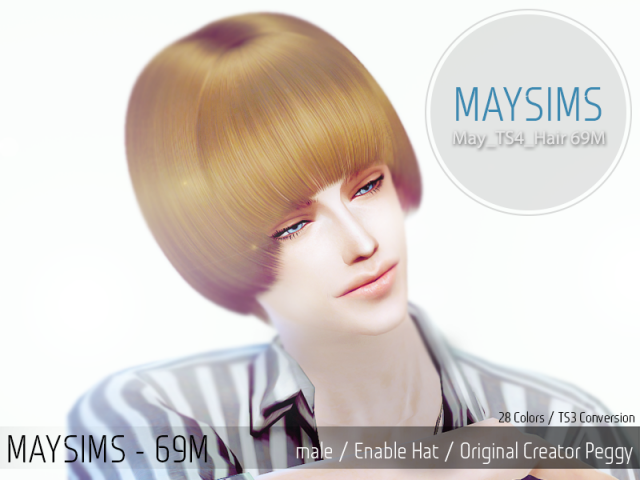 May_TS4_Hair69U by Maysims