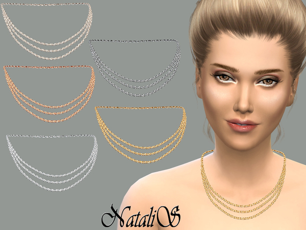 NataliS_Triple strand necklace FT-FE