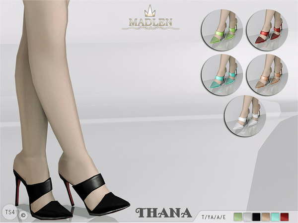 Madlen Thana Shoes by MJ95