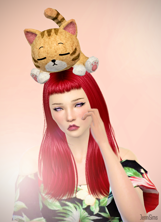 Accessory Toy Kitty Male / Female by Jenni Sims
