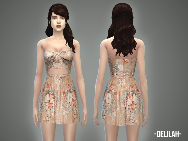 Delilah - dress by -April-