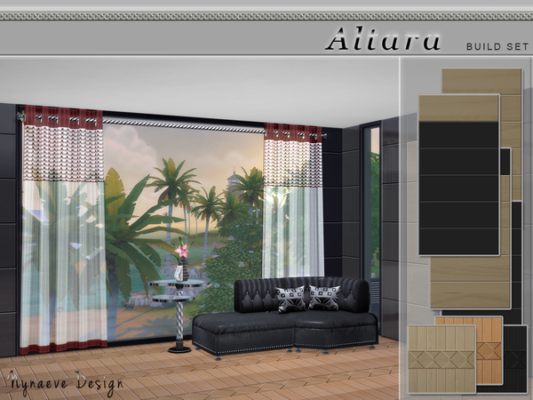 Altara Build Set by NynaeveDesign