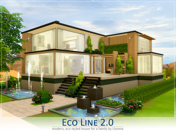 Eco Line 2.0 by Lhonna