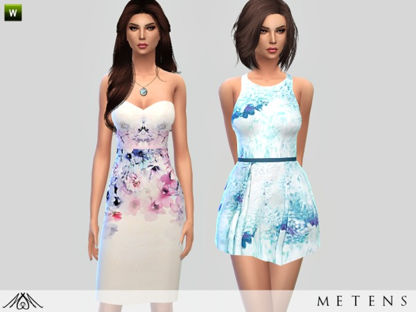 Set No4 - Spring by Metens