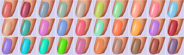 Trendy Nail Polishes 2.0 by Veranka