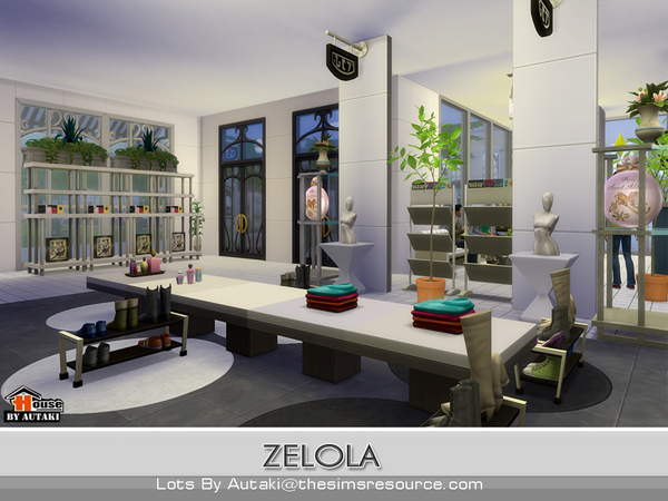 Zelola Fashion Shop by autaki