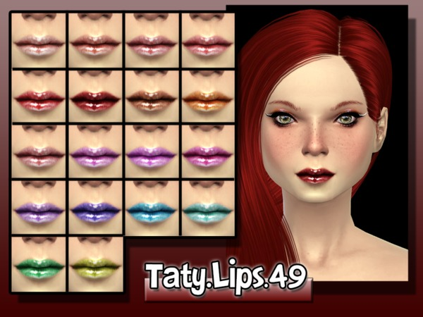 [Ts4]Taty_Lips_49 by tatygagg