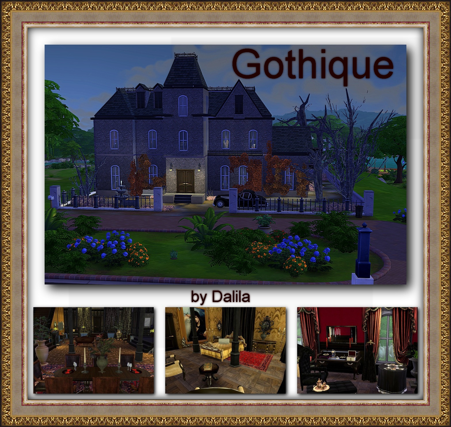 Gothique by Dalila