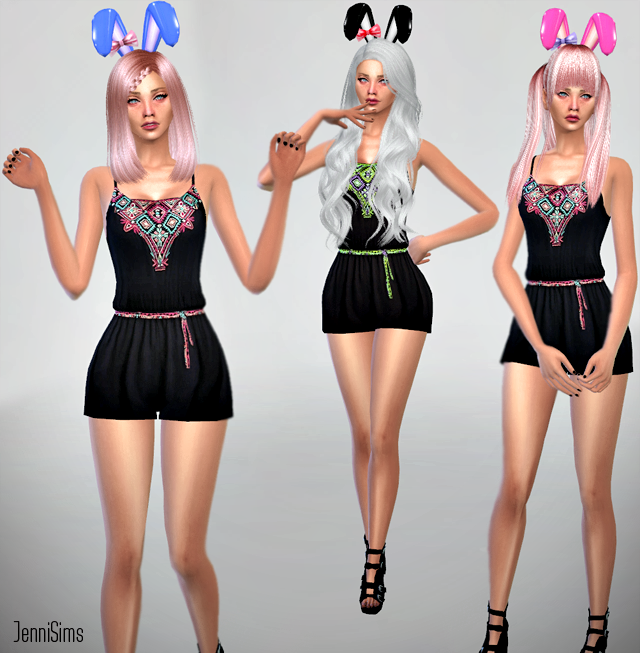 Accessory Bunny Ears Bow от Jennisims