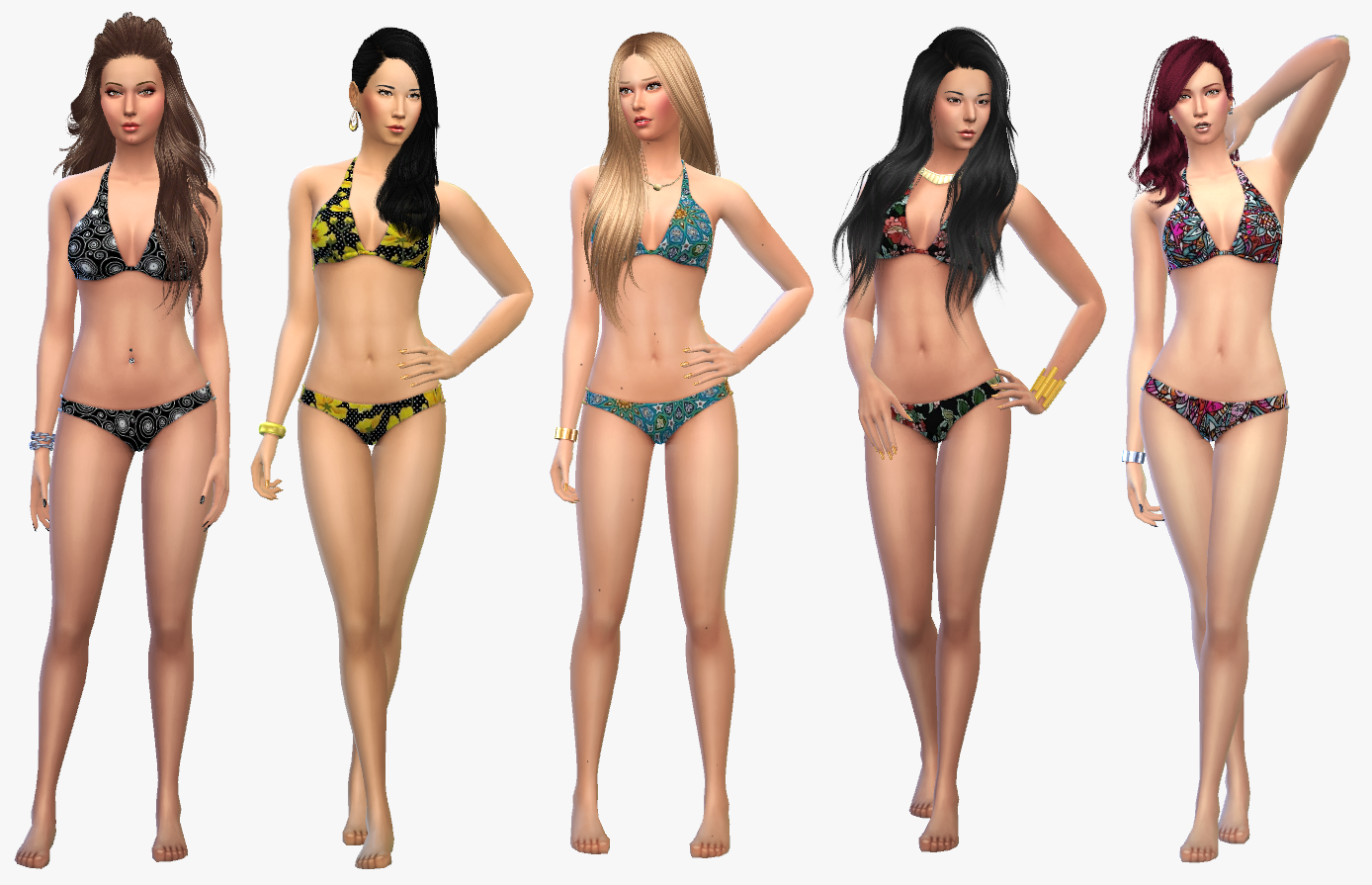 Swimwear for Females by MichaelaP