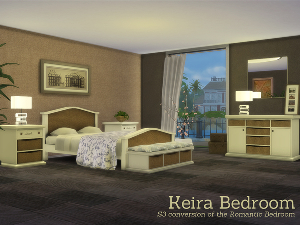 Keira Bedroom by Angela