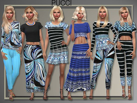 Pucci Separates Spring Summer 2015 by All-About-Style