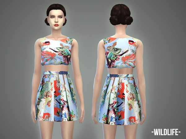 Wildlife - outfit by -April-