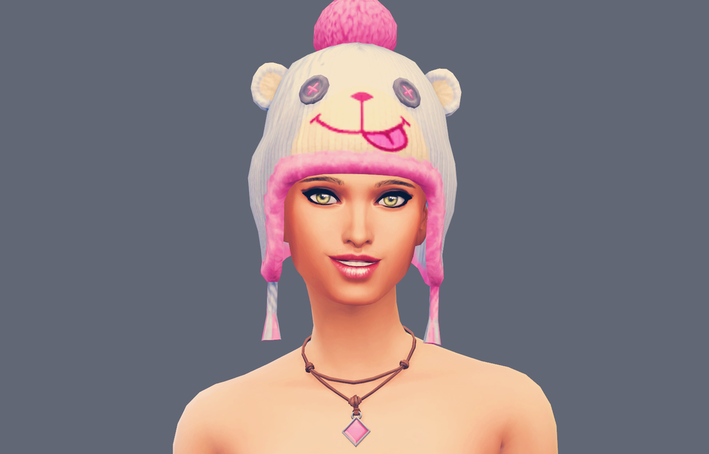 Hat chango by TheSimGuys
