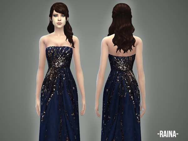 Raina - gown by -April-