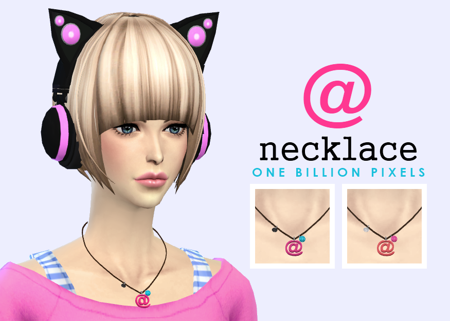 Necklace for Females by NewOne