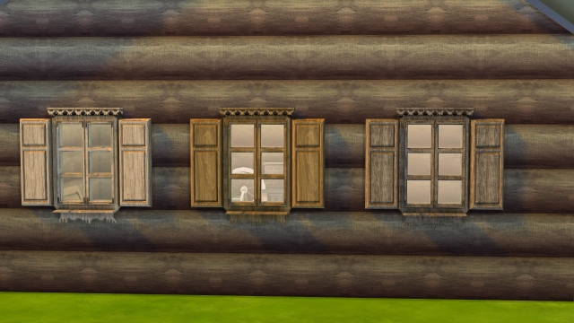 TS3 Katelys Rustic Living Conversion by LadyBereniche