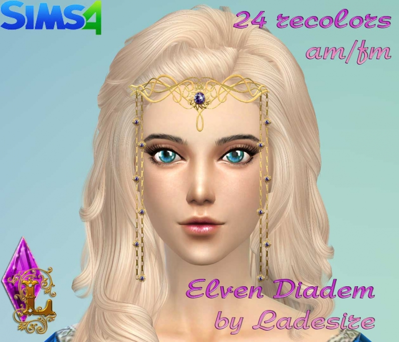 Elven Diadem by Ladesire
