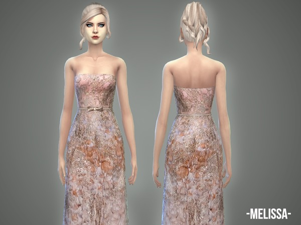 Melissa - gown by -April-