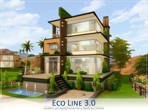 Eco Line 3.0 by Lhonna