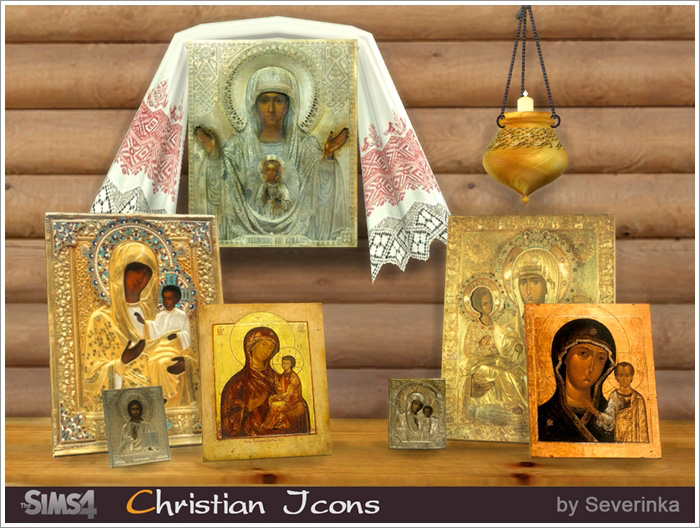 Christian Icons by Severinka