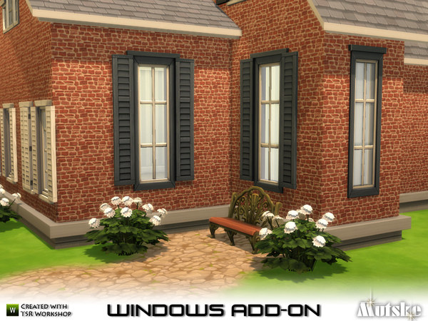 EA Window Add-on by mutske