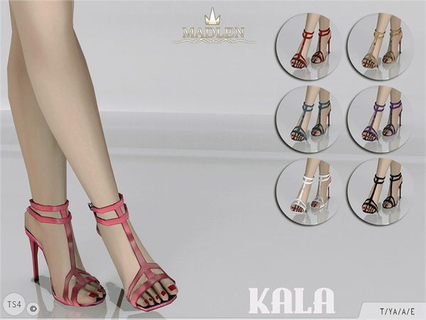 Madlen Kala Sandals by MJ95