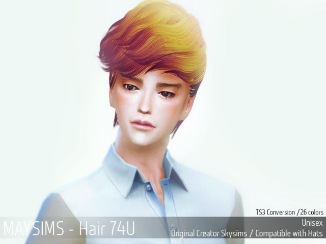 Hair74U by May