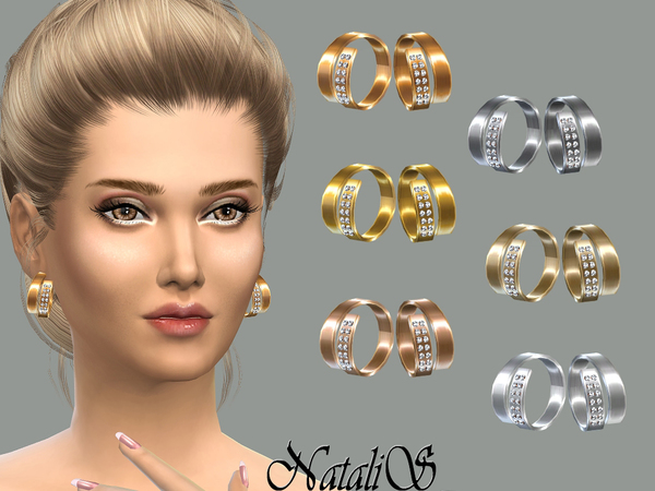 NataliS_Wide spring open earrings FT-FE