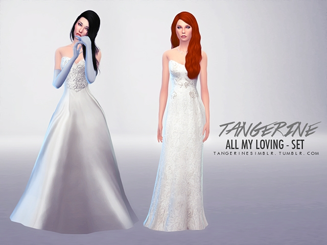 All my loving - Set by Tangerine