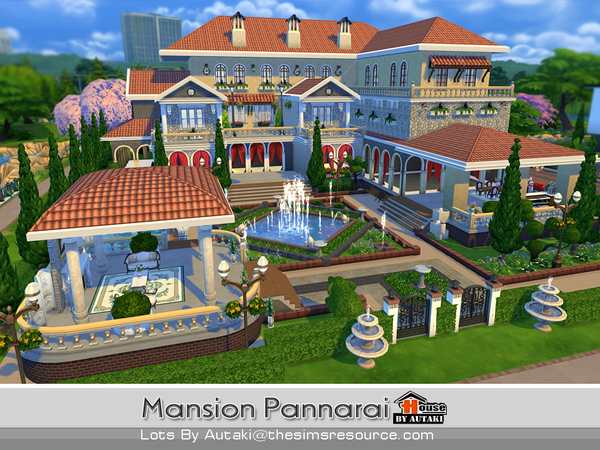 Mansion Pannarai by autaki
