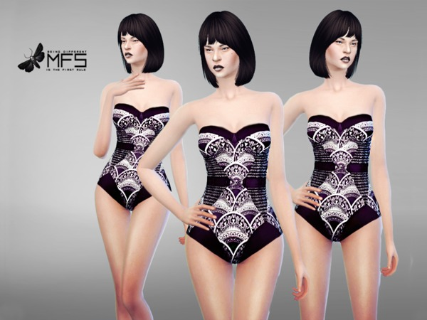 MFS Ginevra Bodysuit by MissFortune