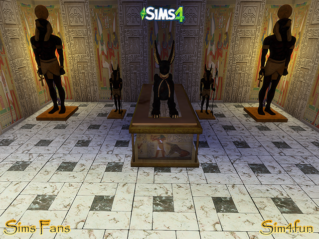 Egyptian by Sim4Fun