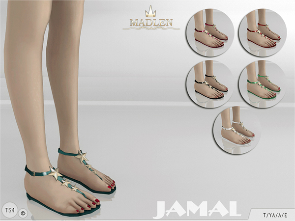 Madlen Jamal Sandals by MJ95