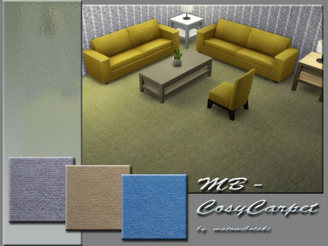 MB-CosyCarpet by matomibotaki
